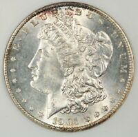 1901-S 1901 MORGAN DOLLAR ANACS MINT STATE 63 OLD HOLDER SO FRESH AND ORIGINAL WOW