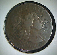 1794 LIBERTY CAP LARGE CENT-  DETAILS