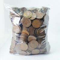 LINCOLN WHEAT CENT   HUGE 2KG / 4LBS LOT 700  COINS & PLENTY