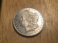 1881 O MORGAN DOLLAR UNCIRCULATED BU