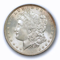 1899 $1 MORGAN DOLLAR PCGS MINT STATE 65 UNCIRCULATED EXCEPTIONAL COIN