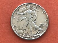 1945 P WALKING LIBERTY HALF DOLLAR GREAT CONDITION SEE PICTURES SHIPS FREE