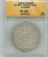 1902 CROWN ANACS PROOF 60 CLEANED