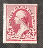 US PROOF STAMP 219D P5 IN MINT NH F/VF CONDITION