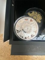 2021 QUEEN BEAST COMPLETER 5 OUNCE SILVER PROOF COIN