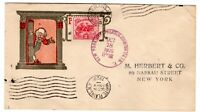 629 WHITE PLAINS 1926 FIRST DAY COVER    PRINCE GEORGE HOTEL