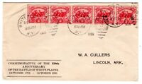 629 WHITE PLAINS 1926 FIRST DAY COVER   1ST W.A. CULLERS