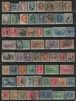 BEAUTIFUL USED US STAMPS COLLECTION SCOTT 26//620 IMMACULATE