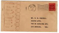 680 FALLEN TIMBERS FIRST DAY COVER 1929   ROBERT BEAZELL CAC