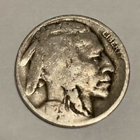 1929-D BUFFALO NICKEL DENVER MINT - EXACT COIN PICTURED - SHIPS FREE LT14