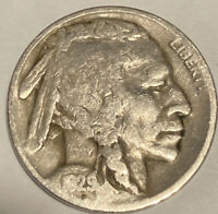 1929-D BUFFALO NICKEL DENVER MINT - EXACT COIN PICTURED - SHIPS FREE LT6