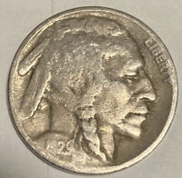 1929-D BUFFALO NICKEL DENVER MINT - EXACT COIN PICTURED - SHIPS FREE LT5