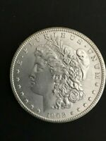 UNC UNCIRCULATED 1902-O MORGAN SILVER DOLLAR - $1 MINT STATE