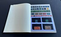 STOCKBOOK FILLED WITH US STAMPS   19TH CENTURY TO 1980S   BO