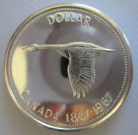 1967 CANADA SILVER DOLLAR PROOF LIKE COIN