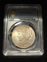 1928 PEACE DOLLAR PCGS MINT STATE 64