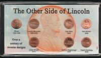 100 YEARS OF LINCOLN CENT REVERSE DESIGNS
