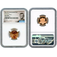 2019 W LINCOLN PENNY 1C UNCIRCULATED CENT NGC MS 69 RD FIRST