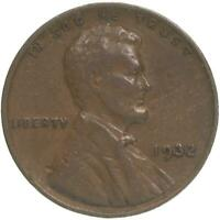 1932 LINCOLN WHEAT CENT FINE PENNY FN
