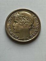 FRENCH 1933 50 CENTIMES COIN