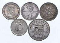 SILVER COLLECTION GREAT BRITAIN/AUSTRALIAN/NEW ZEALAND/CANAD