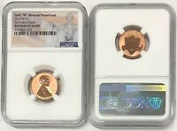 2019 W LINCOLN CENT 1C REVERSE NGC PF 69 RD FIRST DAY OF ISS
