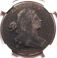 1801 DRAPED BUST LARGE CENT 1C 1/000 S 220   NGC FINE DETAILS    COIN!