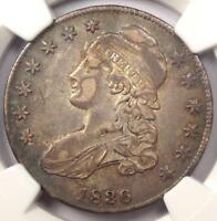 1836 CAPPED BUST HALF DOLLAR 50C O 119   NGC XF45 EF45    CERTIFIED COIN