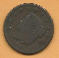 1826 LARGE CENT GOOD CONDITION CTLBX