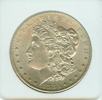 1883 S MORGAN DOLLAR  UNCIRCULATED OUSTANDING SILVER COIN ONE DOLLAR