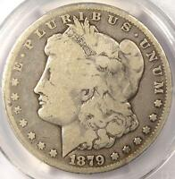 1879 CC MORGAN SILVER DOLLAR $1   PCGS G6    CERTIFIED CARSON CITY COIN