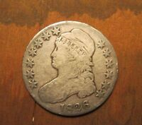 1826 CAPPED BUST HALF DOLLAR   GREAT DEAL ON NICE  OLD COIN
