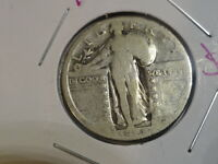 1928  SILVER  STANDING  LIBERTY  QUARTER