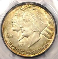 1936 D ARKANSAS HALF DOLLAR 50C   PCGS MS66    IN MS66 GRADE   $600 VALUE