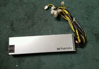 POWER SUPPLY FOR BITMAIN ANTMINER S7 BITCOIN MINER NEWEST BATCH APW3 12 1600