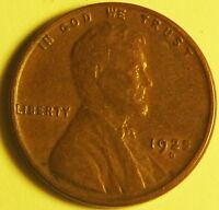 1925 D  LINCOLN WHEAT CENT,   CENT,  AD-10