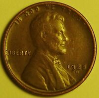 1925 D  LINCOLN WHEAT CENT,   CENT,  AD-41