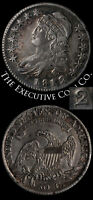 1812/11 BUST HALF DOLLAR NICE XF DETAIL O 102 SMALL 8 GREAT EYE APPEAL