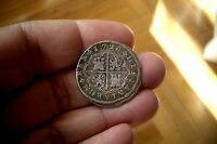 A66 SUPERB &  SILVER 2 REALES LUDOVICUS I 1724 MADRID SPANISH COLONIAL