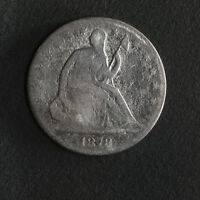 1878 P SEATED HALF DOLLAR GREAT DEALS FROM THE TECC BARGAIN BIN