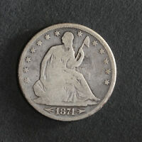1874 P SEATED HALF DOLLAR GREAT DEALS FROM THE TECC BARGAIN BIN