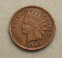 UNITED STATES 1 CENT 1898 AN132