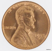 1953-D LINCOLN WHEAT CENT 1C NGC MINT STATE 67 RD