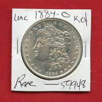 1884 O BU UNC MORGAN SILVER DOLLAR 59948 MS COIN US MINT  KEY DATE ESTATE