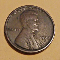 1922D LINCOLN WHEAT CENT LOT Y162