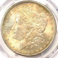1900 MORGAN SILVER DOLLAR $1   CERTIFIED PCGS MS66 CAC PQ PLUS   $1,700 VALUE