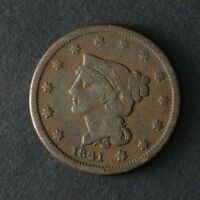 1841 LARGE CENT GREAT DEALS FROM THE TECC BARGAIN BIN