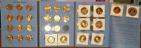SACAGAWEA GOLDEN DOLLAR COLLECTION 2000 2009 P,D,S 30 COINS REDUCED TO $65.00