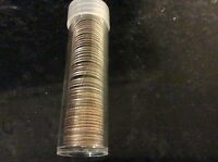 1970 D ROOSEVELT DIMES 10C UNCIRCULATED ROLL OF 50