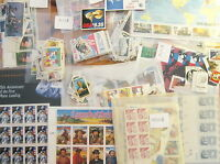 UNITED STATES OF AMERICA, VALID POSTAGE, MORE THAN 200 USD FACE VALUE, MNH